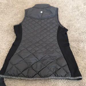 Lululemon Down Running Vest